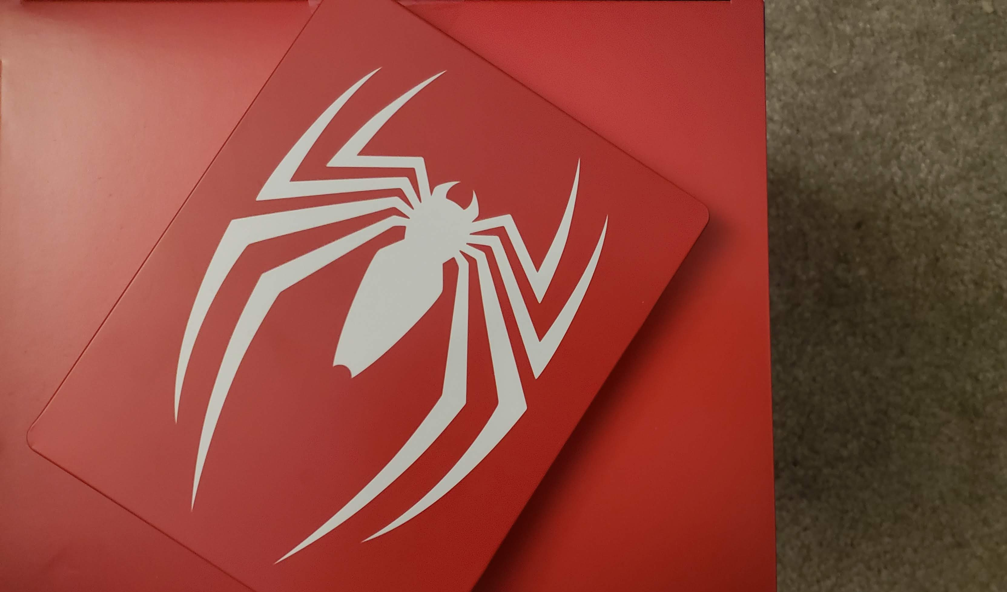 Spider-Man PS4 Case